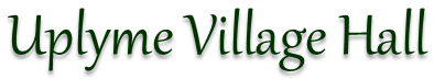 Uplyme Village Hall Logo